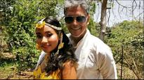 First pictures from Milind Soman-Ankita Konwar's wedding in Alibaug are out