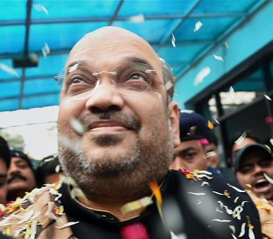 BJP sweeps Chandigarh polls; Amit Shah says people accepted note ban