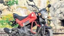 Honda Navi: Defying the laws of Indian motorcycling