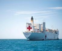 Boston Ship Repair bags USNS Comfort overhaul contract