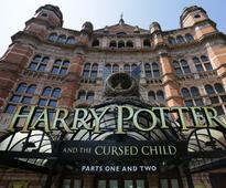 Harry Potter and the Cursed Child May Have Found Its Burrow on Broadway