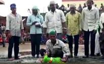 Horrific ritual: 18-month-old baby made to lie on hot charcoal in Karnataka