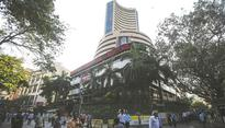 Sensex gains over 260 points; rupee strengthens to 67.93