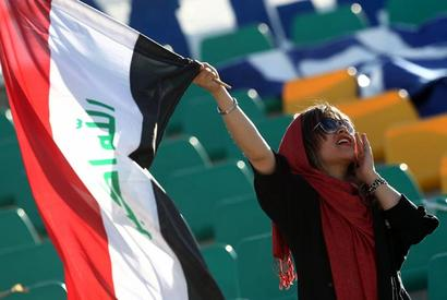 Iran President Rouhani promises to allow women to attend football matches: FIFA