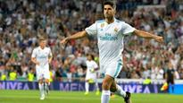 Shaving injury: Real Madrid's Marco Asensio to miss Champions League opener for most bizarre reason