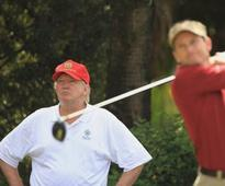 Donald Trump is in danger of losing his PGA tournament to Mexico