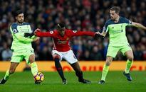 Ibrahimovic tells Man United teammate Pogba to get used to pressure