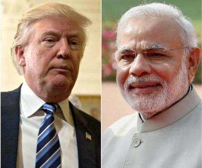 Trump's dinner for Modi, a first for a visiting leader