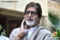Big B thanks Twitter for his intolerance