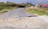 Poor roads irk Meghalaya Home Minister