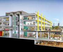PLEXAL: The quirky innovation centre with a 'high street' that's being set up in London's £150 million tech hub
