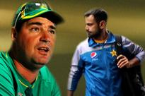 Mohammad Hafeez is our first bet says Arthur