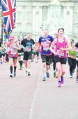 London marathon for Calcutta cause
