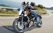 Has KTM halted production of Duke 200 in India?
