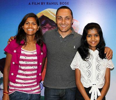PIX: Rahul Bose screens Poorna for his filmi friends