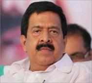 Death threat to Chennithala: Police file case