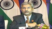 BRICS Summit: Peace, tranquility at border a pre-requisite for India-China ties, says FS S. Jaishankar
