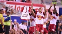 New York Red Bulls players honour crocked teammate Gideon Baah