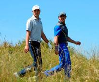 'It was a masterclass' - Jordan Spieth hails brilliant Rory McIlroy after first duel of new...