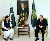 PM Nawaz, AJK PM discuss ongoing uplift projects in Azad Kashmir