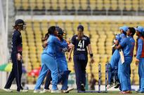Mithali sets a new landmark as India eves beat England by one wicket in thriller
