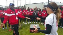 White Sox surge up women's world softball rankings