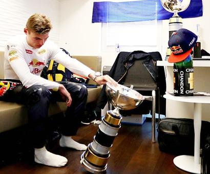 All you need to know about F1's youngest race winner Verstappen