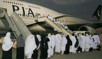 PIA's first pre-Hajj flight departs for Madina Munawara