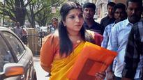 Sexual harassment case against Congress MLA to 'cool down' heat of solar scam: Accused Saritha Nair