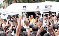 A veteran's last campaign: Can Karunanidhi, at 91, topple Amma?