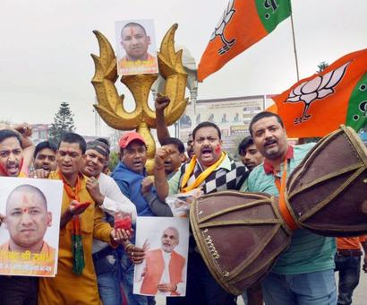 'Yogi played a bigger role than Modi in UP election'