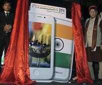 Founder of India's $ 4 smartphone firm arrested on allegations of fraud