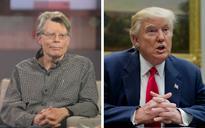 'Obama never left the White House!': Stephen King mocks Donald Trump wiretap claims