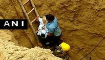 2-year-old boy dies after falling into borewell