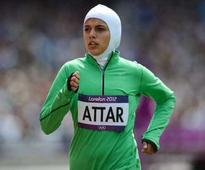 Rio Olympics: For Saudi Runner, It's All About Breaking Gender Barriers