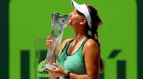 Belarus president congratulates Azarenka on Miami Open title