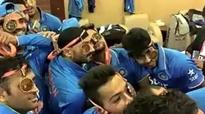 Watch: After Asia Cup win, Team India brings Mauka back