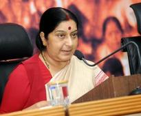 China not opposing India's NSG membership: Sushma