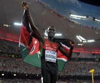 Kenyan giants sweating on Rio Olympics chances