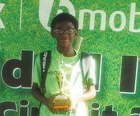 Aidan Bousquet on U-13 Regional Tennis Tour