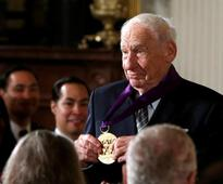 Obama awards arts medals to Mel Brooks, Audra McDonald, Berry Gordy