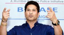 Sachin joins Salman and Bindra as Olympics goodwill ambassador