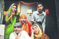 Natrang presents Hindi comedy play 'Poorav Aur Paschim'
