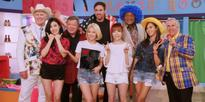 Watch William Shatner, Henry Winkler, and George Foreman Get a K-pop Lesson From Girl's Generation
