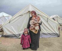 U.N. Says 300,000 People In Key Syrian City Are At Risk Of Siege