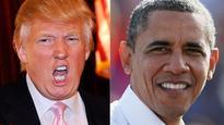 Trump seesawing on Obama Daesh claim 5hr