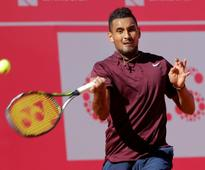 Kyrgios slumps to Almagro defeat at Estoril Open