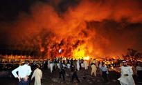 Huge terror bid foiled in Pakistan capital: Police
