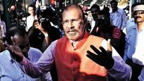 Gunshots in DG Vanzara's rally backfire as police orders probe into incident