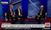 Gary Johnson Clarifies: Sex Workers Are 'Victims' of Prohibition